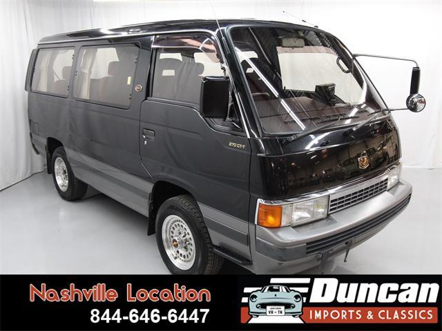 1990 Nissan Caravan (CC-1306008) for sale in Christiansburg, Virginia