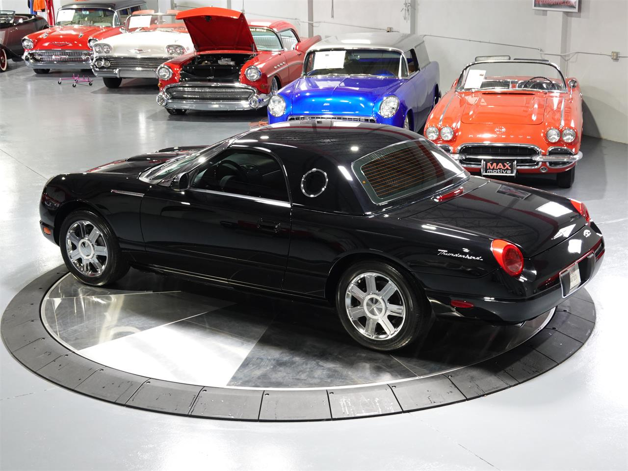 2005 Ford Thunderbird (CC-1306020) for sale in Pittsburgh, Pennsylvania