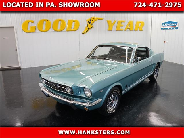 1966 Ford Mustang (CC-1306033) for sale in Homer City, Pennsylvania