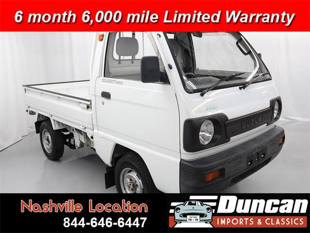 1991 Suzuki Carry (CC-1306046) for sale in Christiansburg, Virginia
