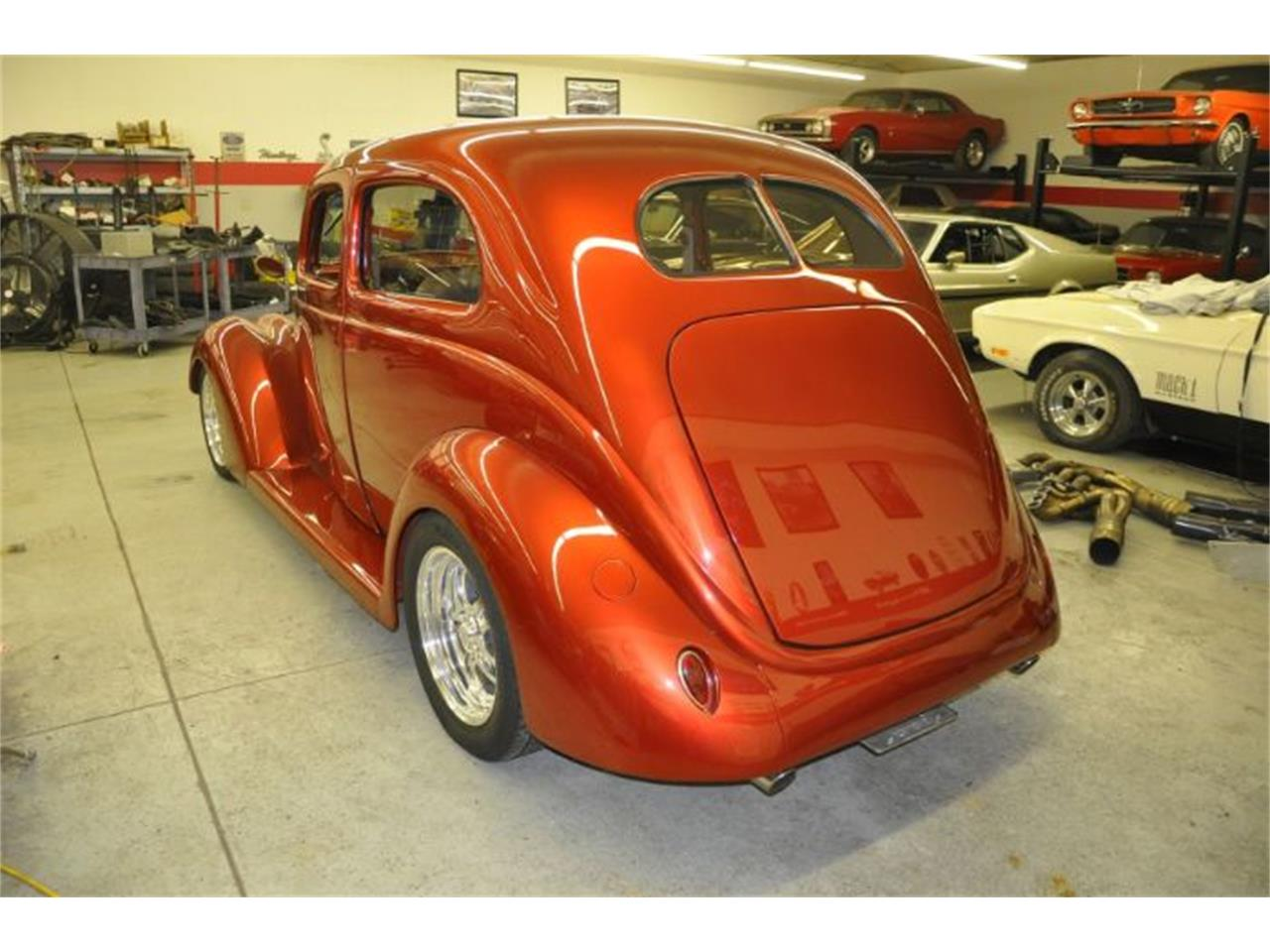 1937 Ford Street Rod (CC-1306056) for sale in Cadillac, Michigan