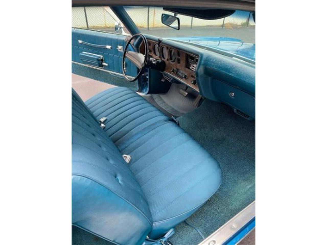 1972 Chevrolet Monte Carlo (CC-1306067) for sale in Cadillac, Michigan