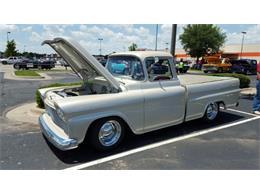 1958 Chevrolet Custom (CC-1306072) for sale in Cadillac, Michigan