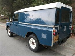 1981 Land Rover Defender (CC-1306079) for sale in Cadillac, Michigan