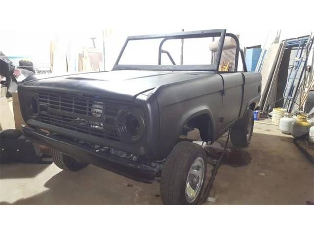 1977 Ford Bronco (CC-1300608) for sale in Cadillac, Michigan