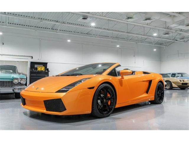 2008 Lamborghini Gallardo (CC-1306082) for sale in Cadillac, Michigan