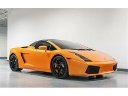 2008 Lamborghini Gallardo (CC-1306082) for sale in Cadillac, Michigan