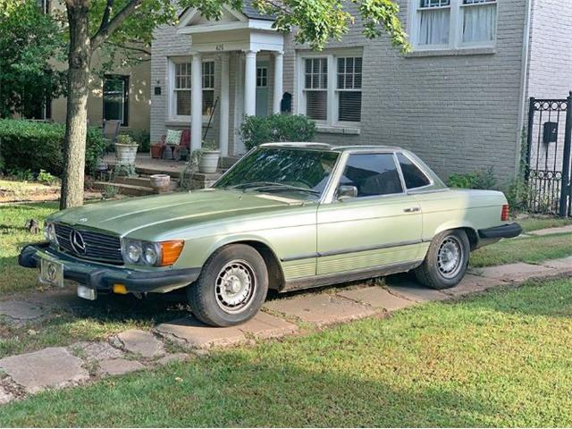 1974 Mercedes-Benz 450SL (CC-1306087) for sale in Cadillac, Michigan