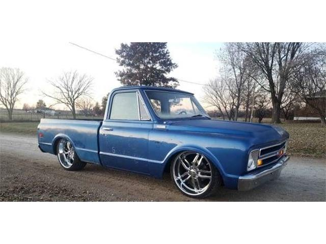 1968 Chevrolet C10 (CC-1306090) for sale in Cadillac, Michigan