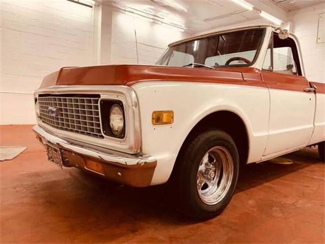 1972 Chevrolet S10 (CC-1306092) for sale in Cadillac, Michigan