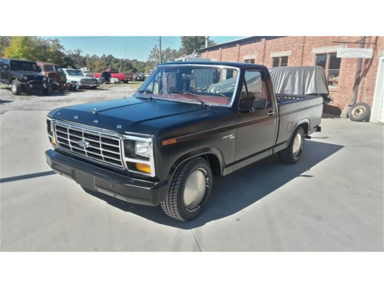 1981 Ford F100 (CC-1306093) for sale in Cadillac, Michigan