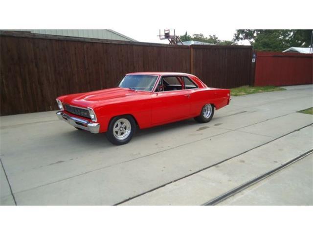 1966 Chevrolet Nova (CC-1306095) for sale in Cadillac, Michigan