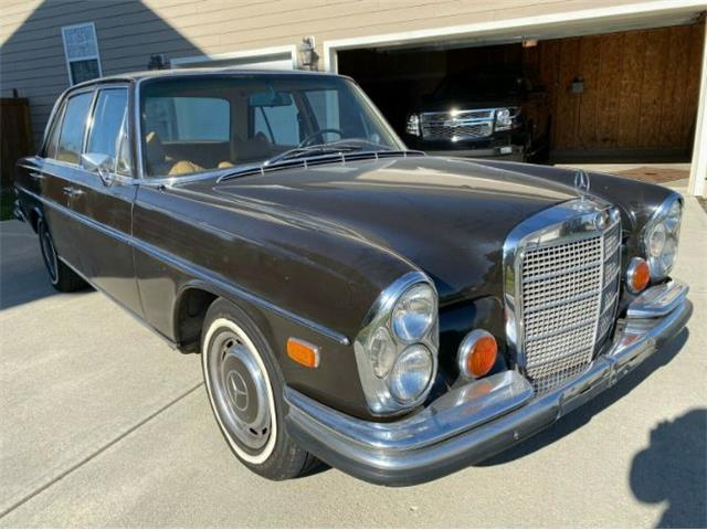 1973 Mercedes-Benz 280SE (CC-1306107) for sale in Cadillac, Michigan