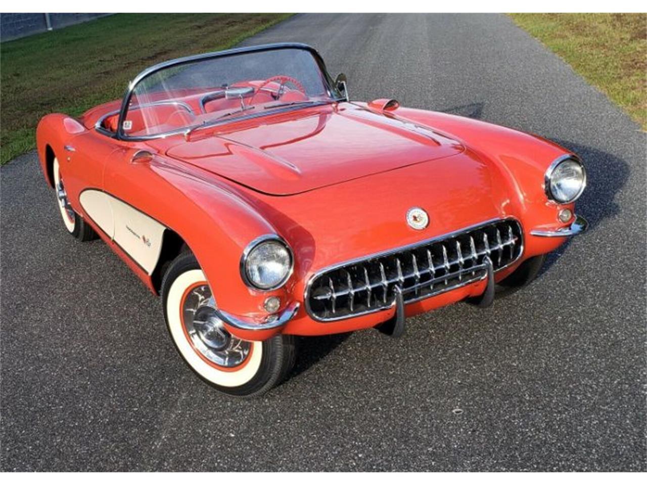 1957 Chevrolet Corvette (CC-1300611) for sale in Cadillac, Michigan