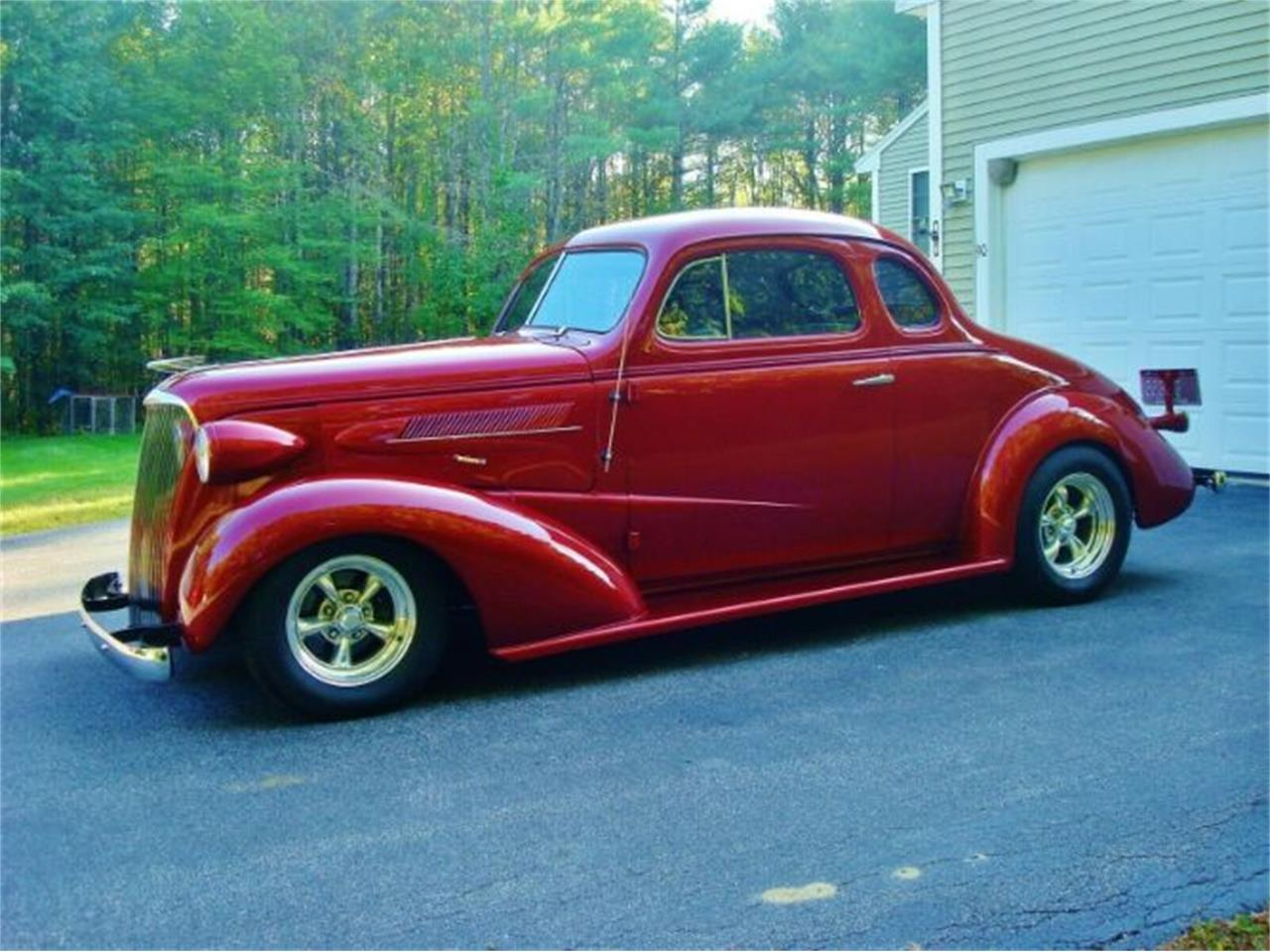 1937 Chevrolet Street Rod (CC-1306110) for sale in Cadillac, Michigan