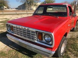 1978 Dodge Little Red Express (CC-1306114) for sale in Cadillac, Michigan