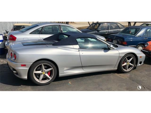 2003 Ferrari 360 Spider (CC-1306120) for sale in Cadillac, Michigan