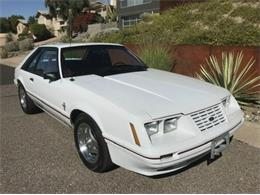 1984 Ford Mustang (CC-1306129) for sale in Peoria, Arizona