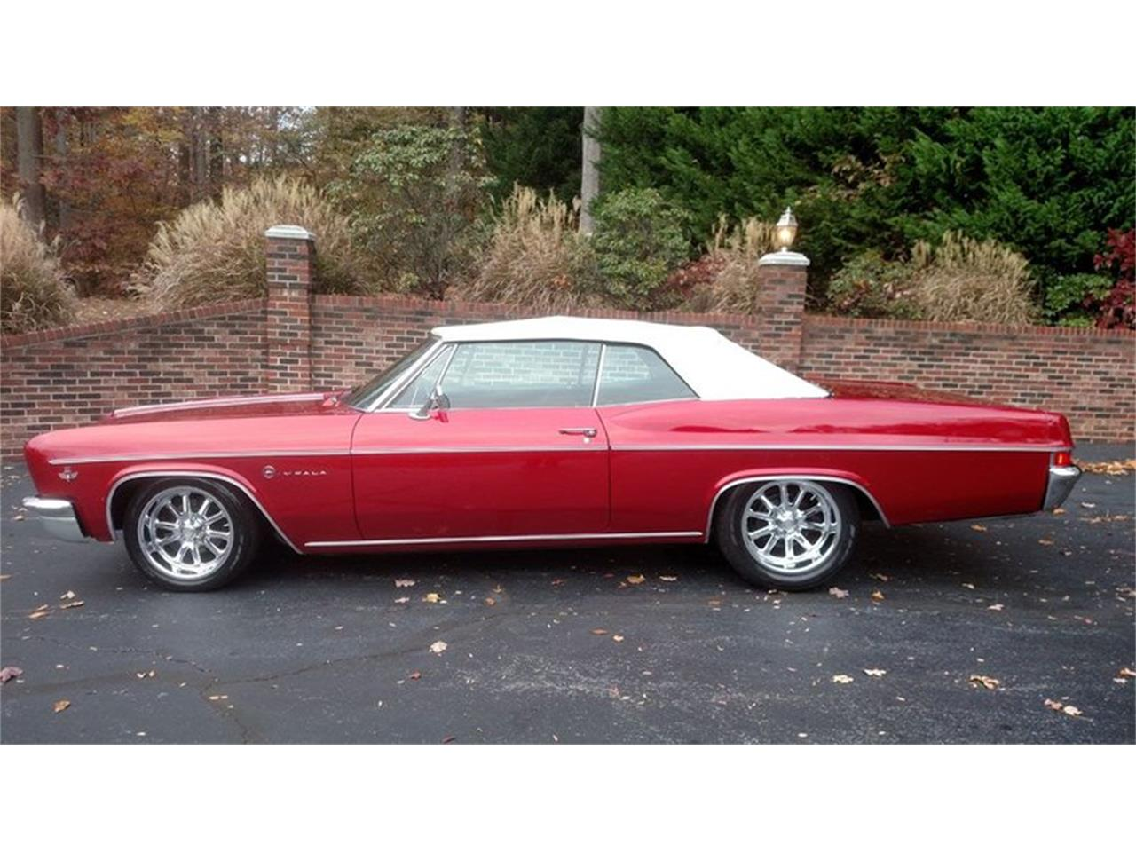 1966 Chevrolet Impala (CC-1306139) for sale in Huntingtown, Maryland