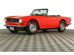 1974 Triumph TR6 (CC-1306142) for sale in Elyria, Ohio