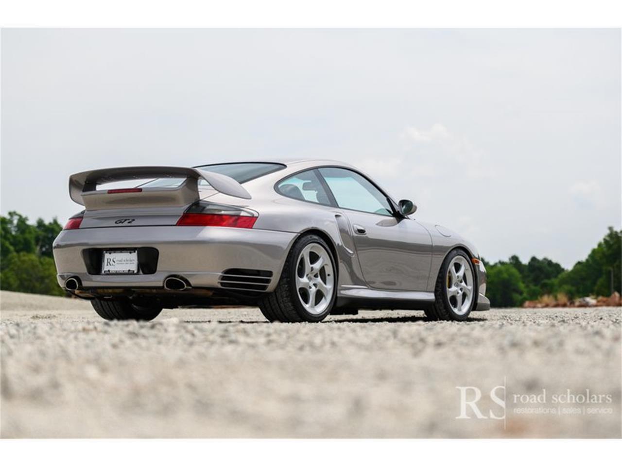 2003 Porsche 911 (CC-1306147) for sale in Raleigh, North Carolina