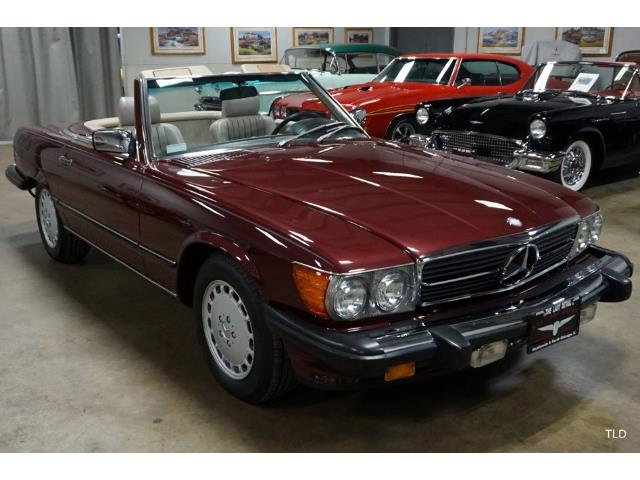 1986 Mercedes-Benz 560 (CC-1306157) for sale in Chicago, Illinois