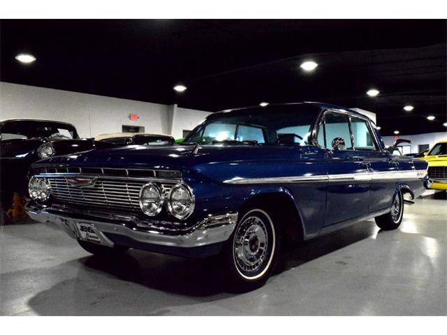 1961 Chevrolet Impala (CC-1306170) for sale in Sioux City, Iowa