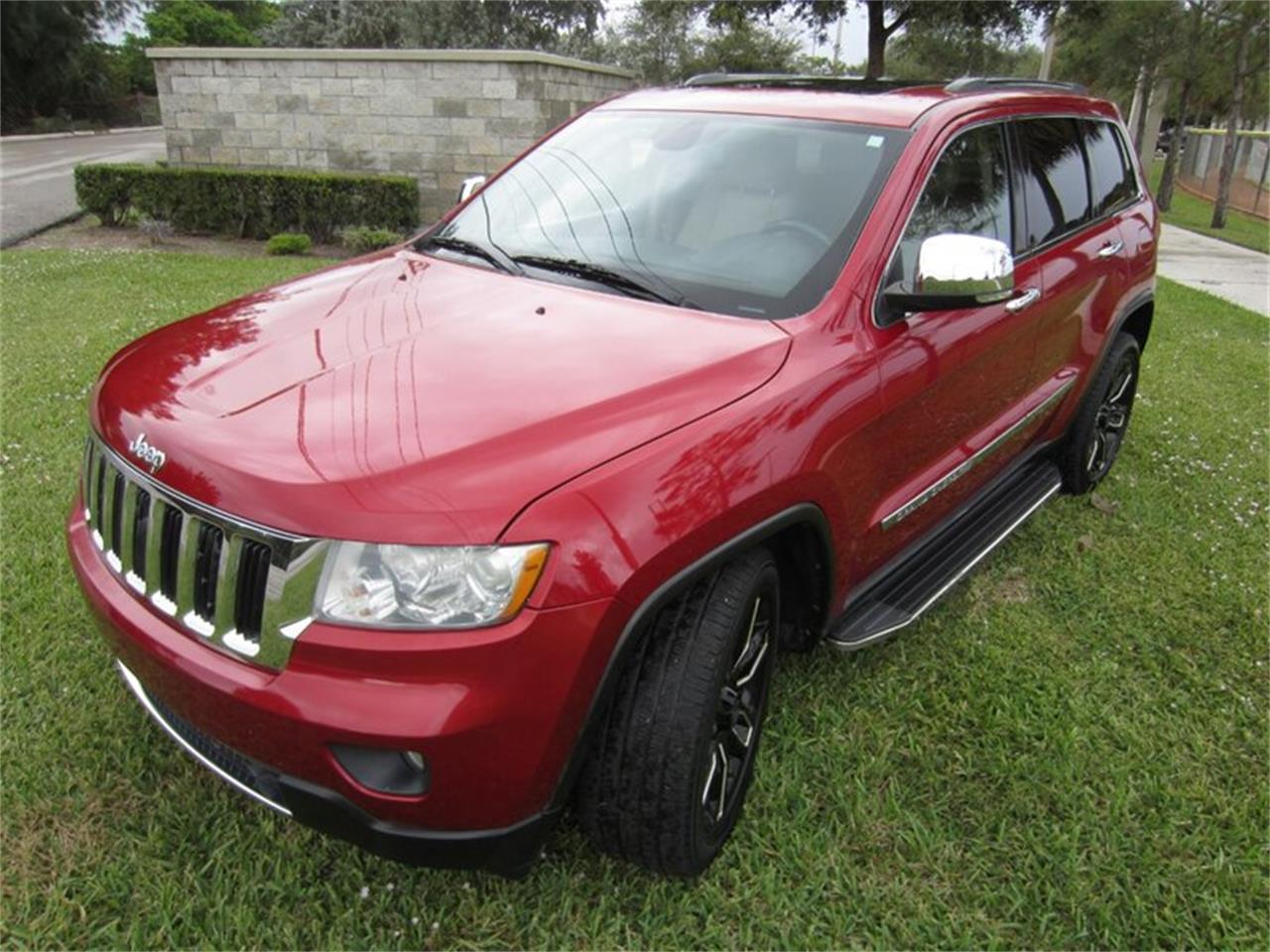 for sale 2011 jeep grand cherokee in delray beach, florida cars - delray beach, fl at geebo