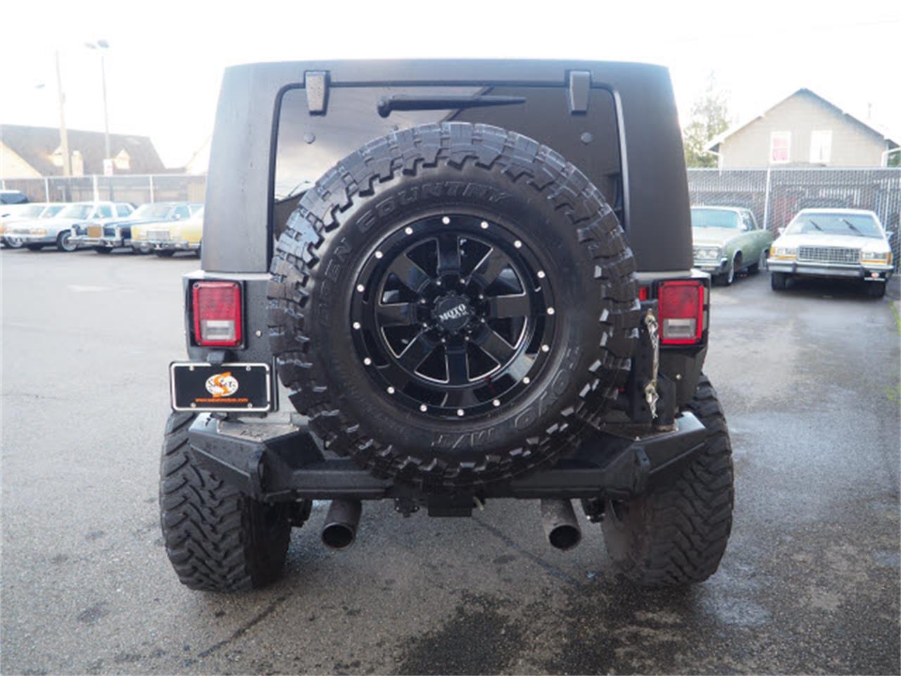 2008 Jeep Wrangler (CC-1306176) for sale in Tacoma, Washington