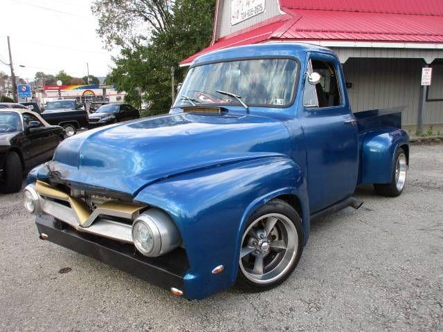 1953 Ford F100 (CC-1300618) for sale in Cadillac, Michigan