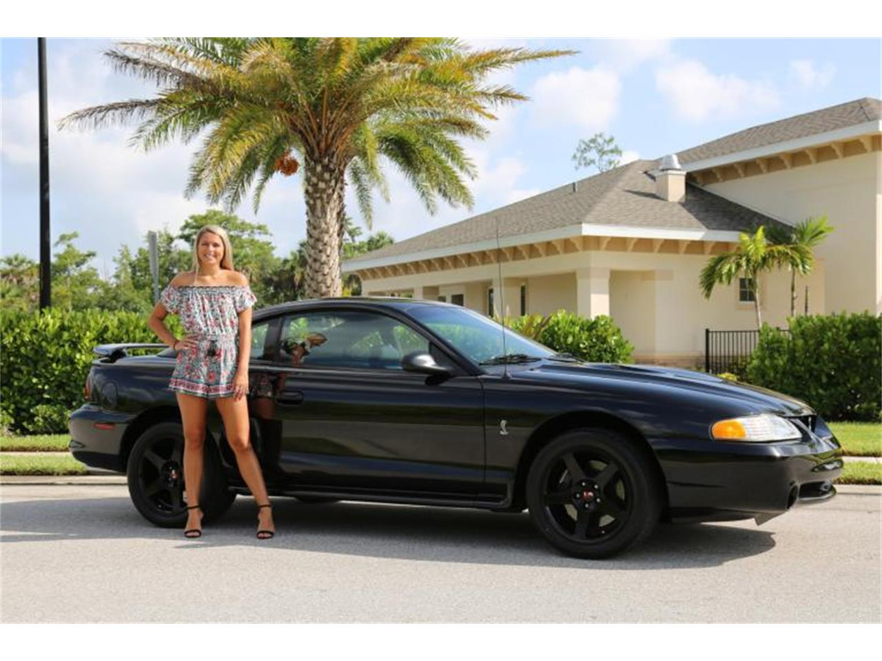 1996 Ford Mustang SVT Cobra (CC-1306180) for sale in Fort Myers, Florida