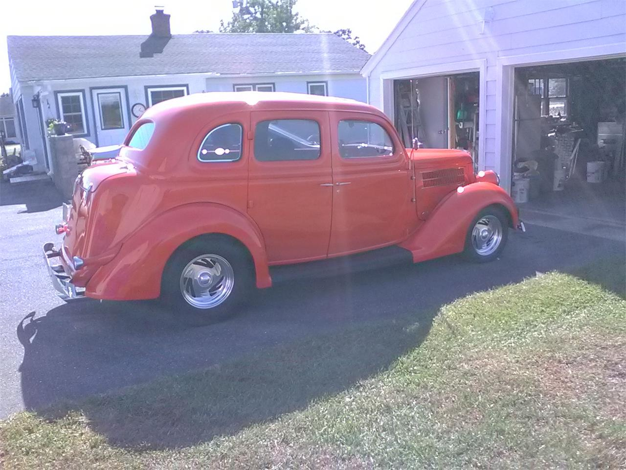 1936 Ford 4-Dr Sedan (CC-1306199) for sale in Georgetown, Delaware