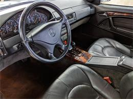 2001 Mercedes-Benz SL500 (CC-1306205) for sale in Saint Charles, Illinois