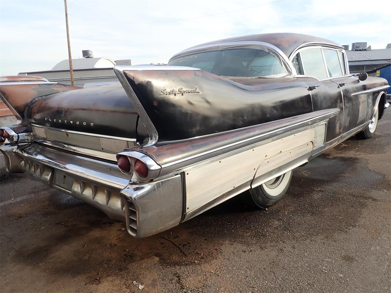 1958 Cadillac Fleetwood 60 Special (CC-1306206) for sale in Phoenix, Arizona