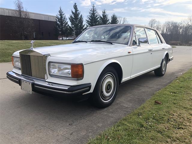 1989 Rolls-Royce Silver Spur (CC-1306207) for sale in Solon, Ohio