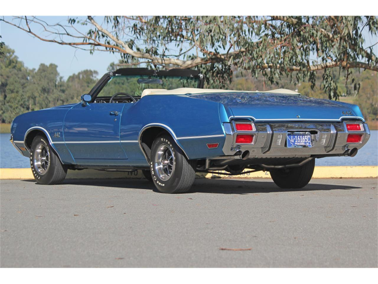 1971 Oldsmobile 442 (CC-1306209) for sale in SAN DIEGO, California