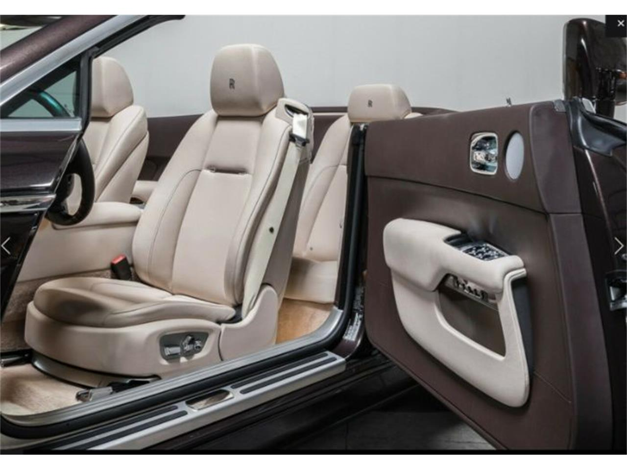 2016 Rolls-Royce Dawn (CC-1300623) for sale in Cadillac, Michigan
