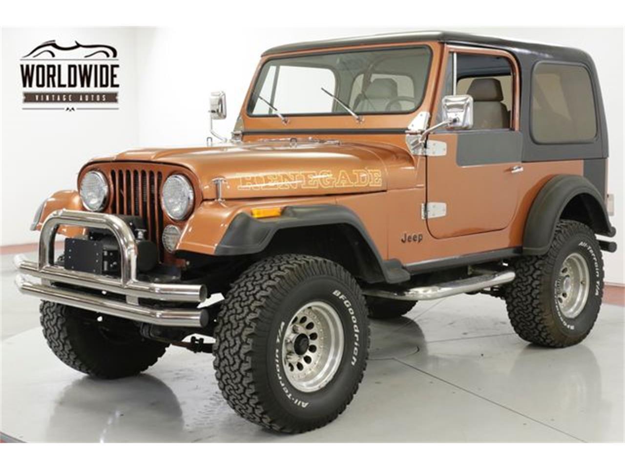 for sale 1981 jeep cj7 in denver , colorado cars - denver, co at geebo