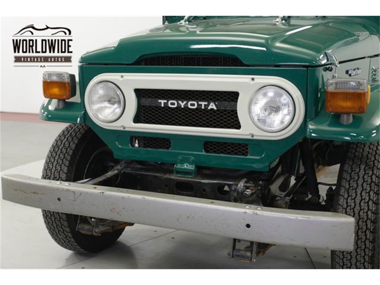 1977 Toyota Land Cruiser FJ (CC-1306237) for sale in Denver , Colorado