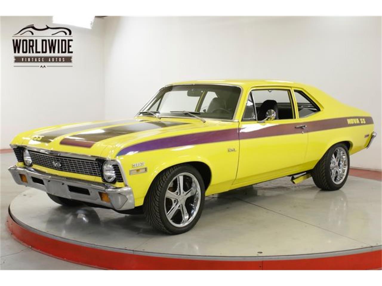 for sale 1971 chevrolet nova in denver , colorado cars - denver, co at geebo