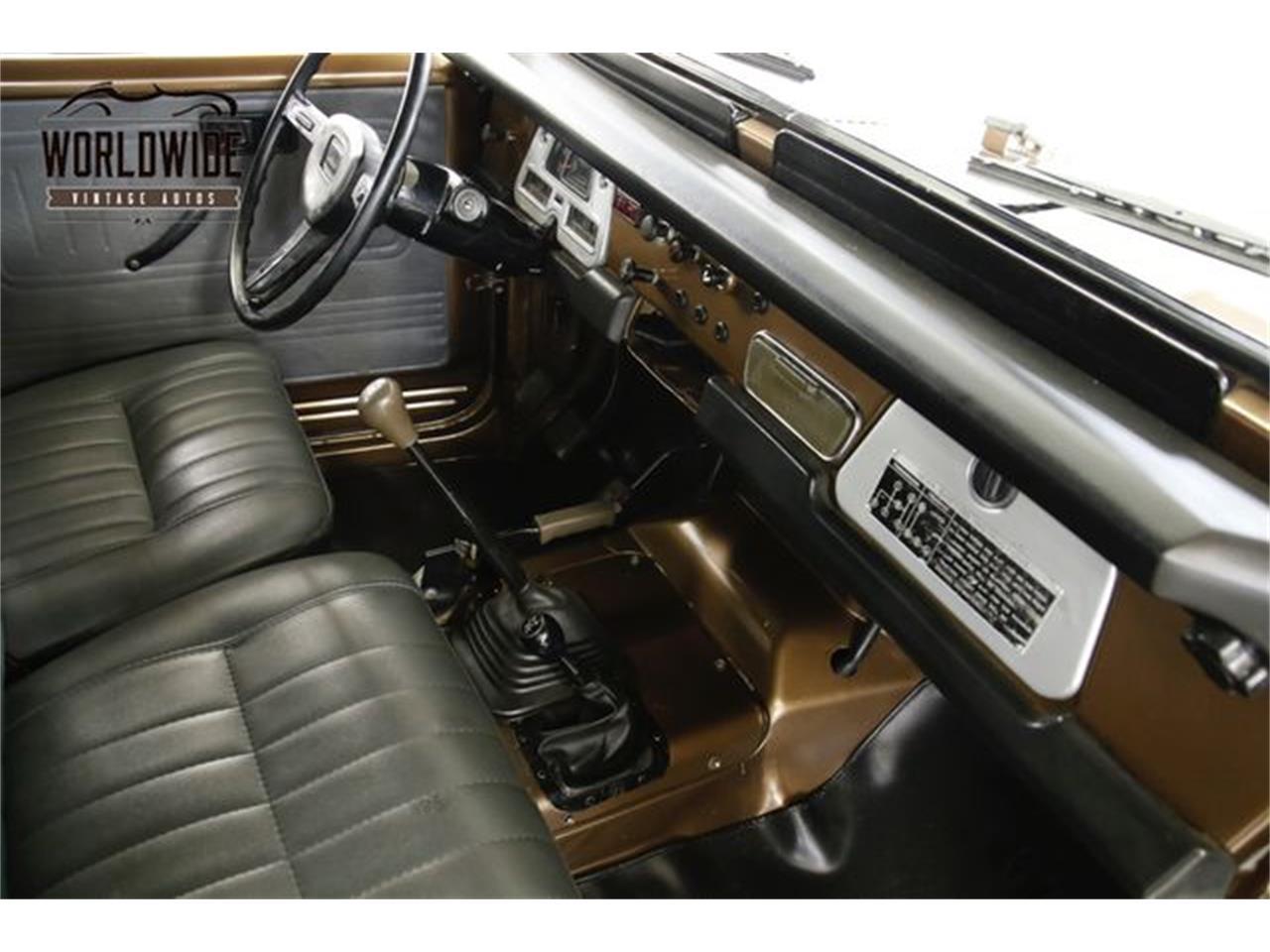 1982 Toyota Land Cruiser FJ (CC-1306246) for sale in Denver , Colorado