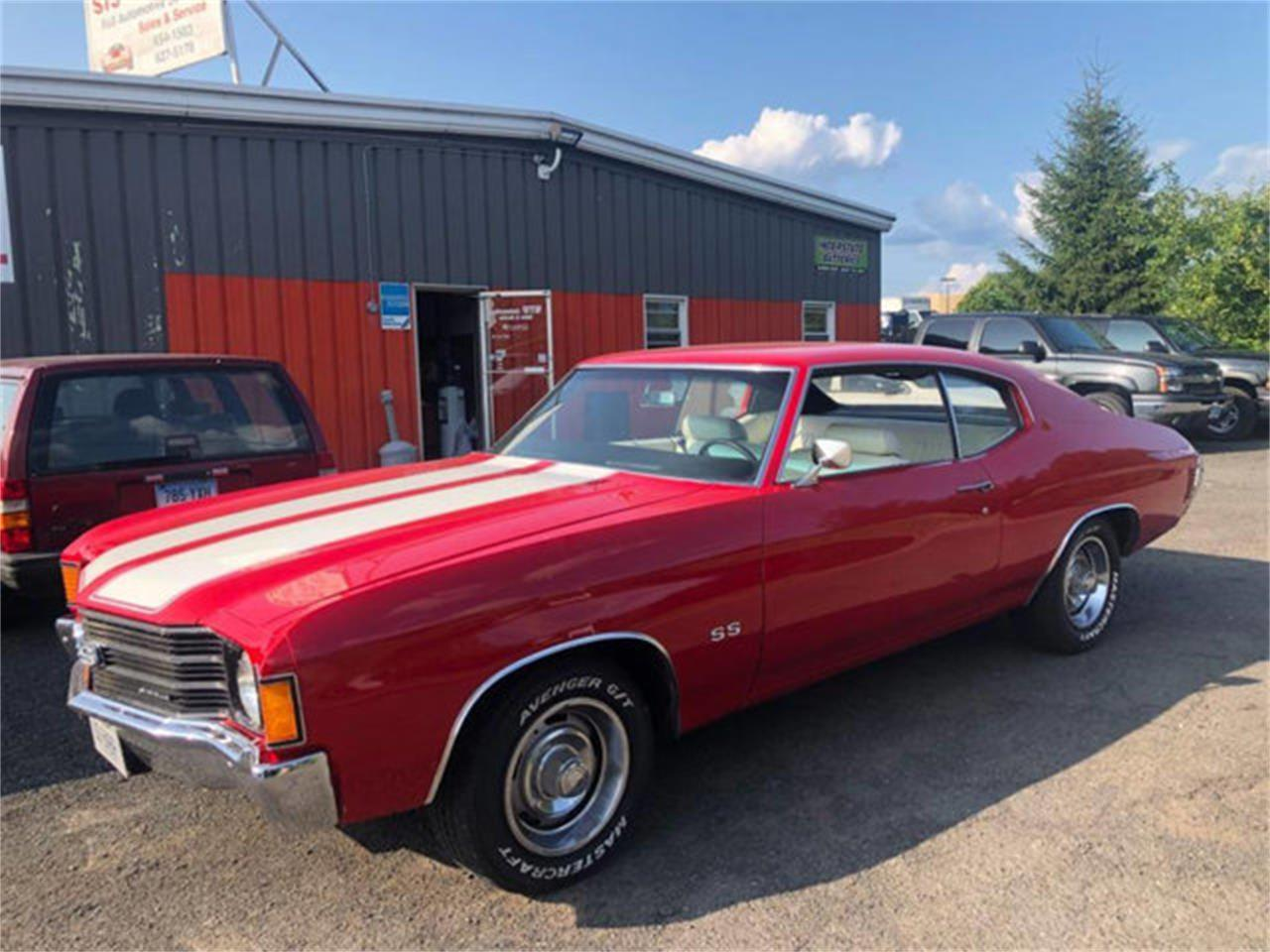 1972 Chevrolet Chevelle SS (CC-1306250) for sale in Long Island, New York
