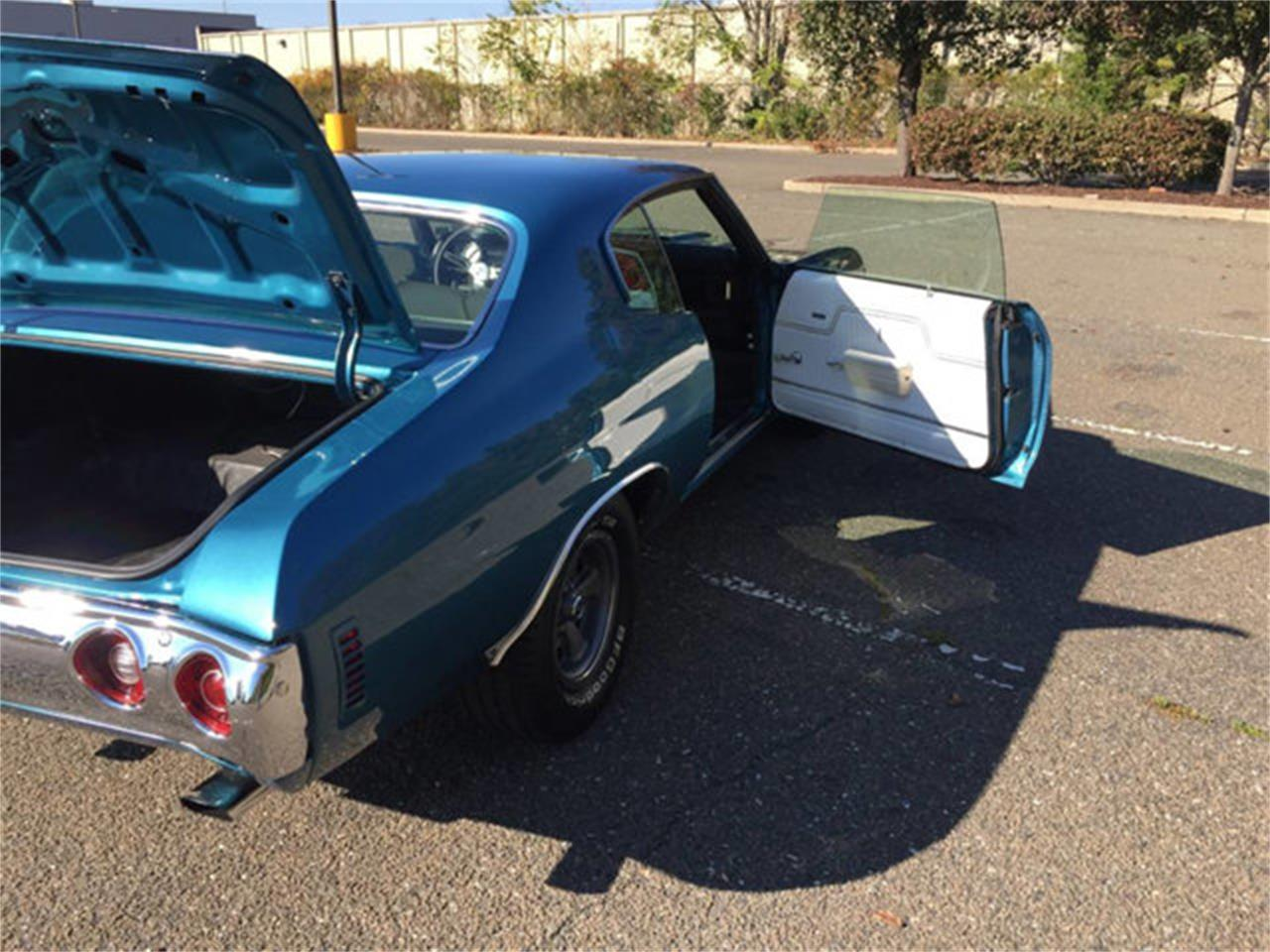 1972 Chevrolet Chevelle Malibu (CC-1306251) for sale in Long Island, New York