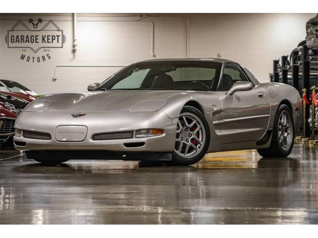 2004 Chevrolet Corvette (CC-1306285) for sale in Grand Rapids, Michigan