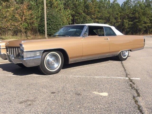 1965 Cadillac Eldorado (CC-1300629) for sale in Raleigh, North Carolina
