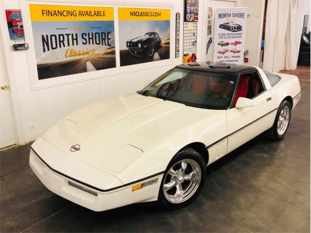 1985 Chevrolet Corvette (CC-1306294) for sale in Mundelein, Illinois