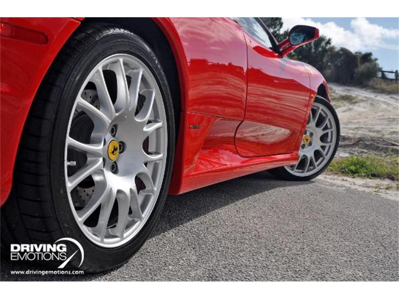 2007 Ferrari Spider (CC-1306296) for sale in West Palm Beach, Florida