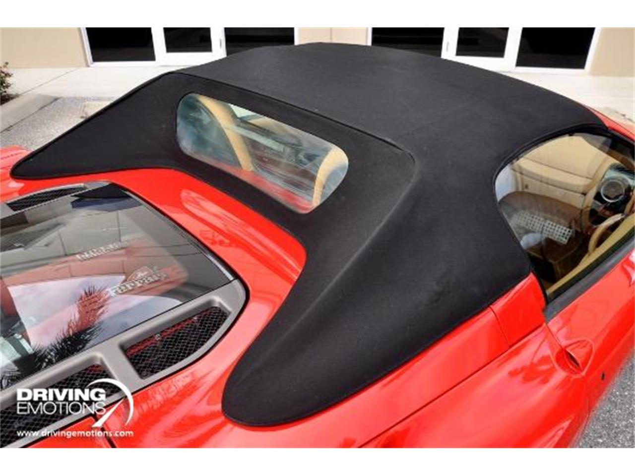 2007 Ferrari Spider (CC-1306296) for sale in West Palm Beach, Florida
