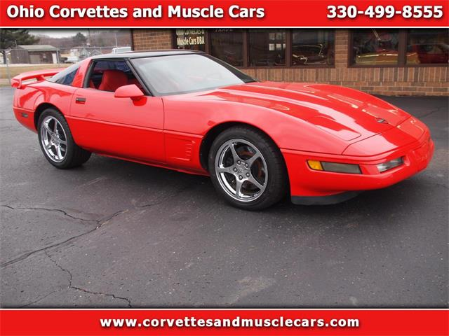 1996 Chevrolet Corvette (CC-1306297) for sale in North Canton, Ohio