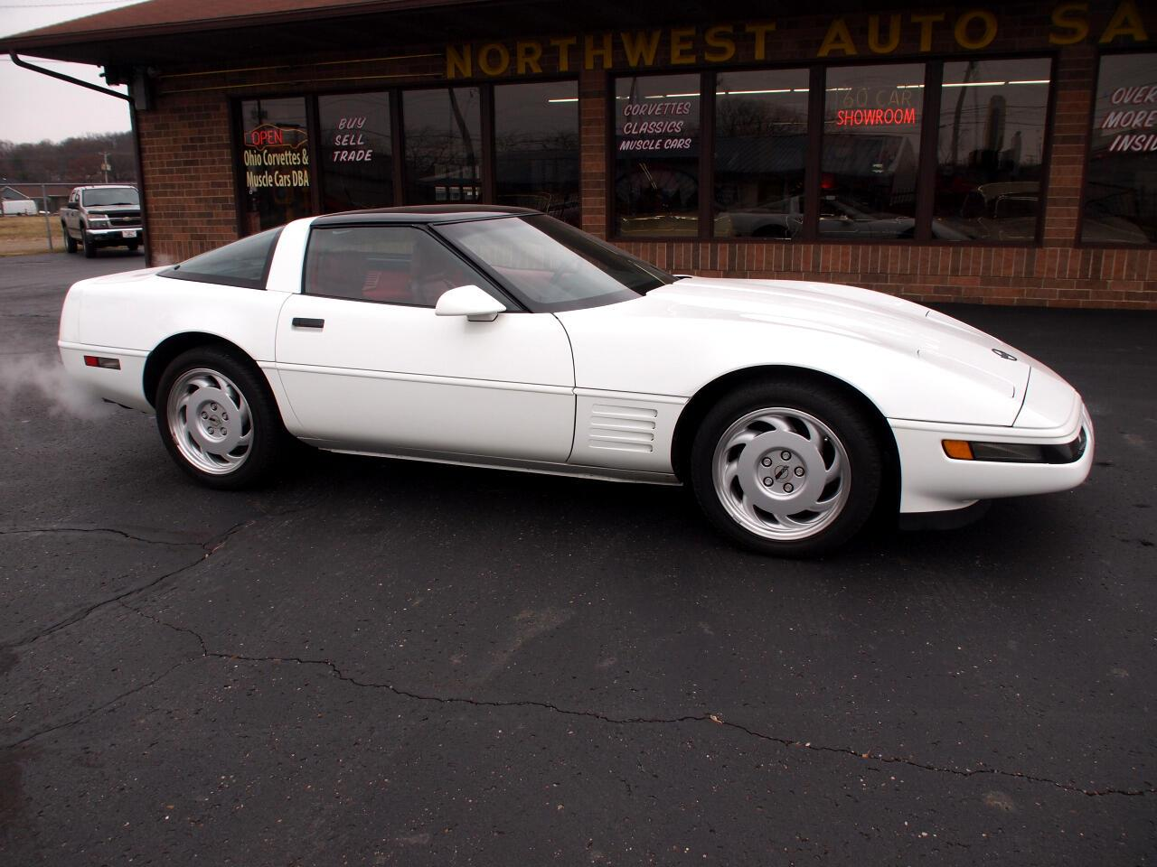 1992 Chevrolet Corvette (CC-1306299) for sale in North Canton, Ohio